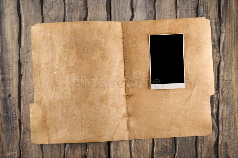 scrapbook stock fotografie