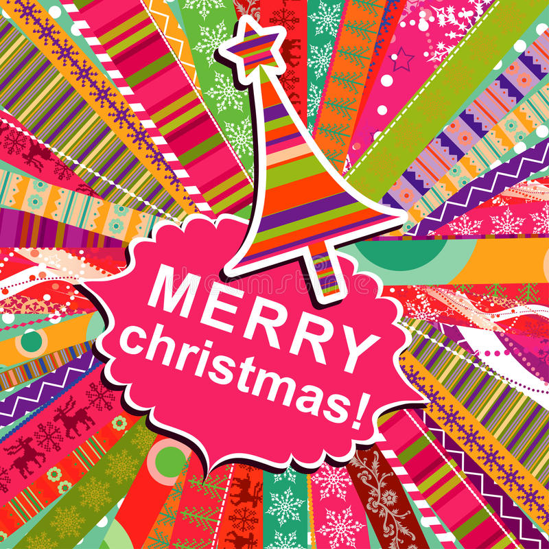 Download Scrapbook Christmas Patterns For Design Royalty Free Stock Photos - Image: 21950858