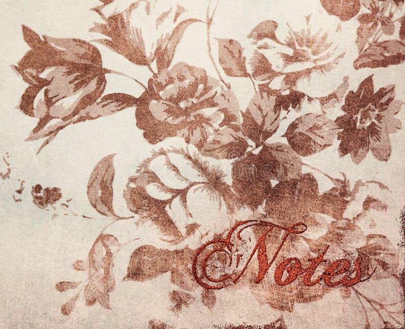 Scrapbook Design Elements - Vintage stock photo