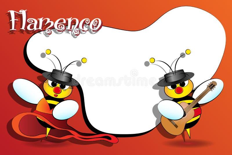 Download Scrapbook Flamenco stock vector. Image of animal, happy - 22622825