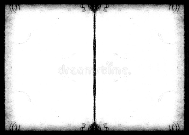 Scrapbook Grunge Frame stock photo