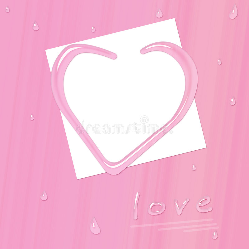 Download Scrapbook layout stock illustration. Image of beauty, heart - 6871833