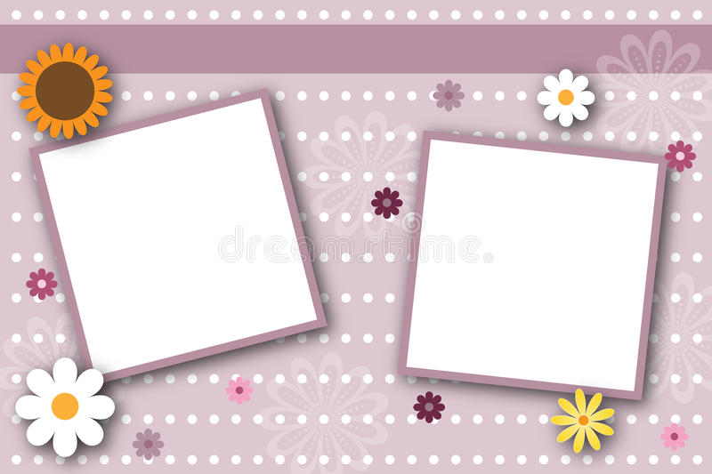 Download Scrapbook Page Frames Stock Photos - Image: 13833263