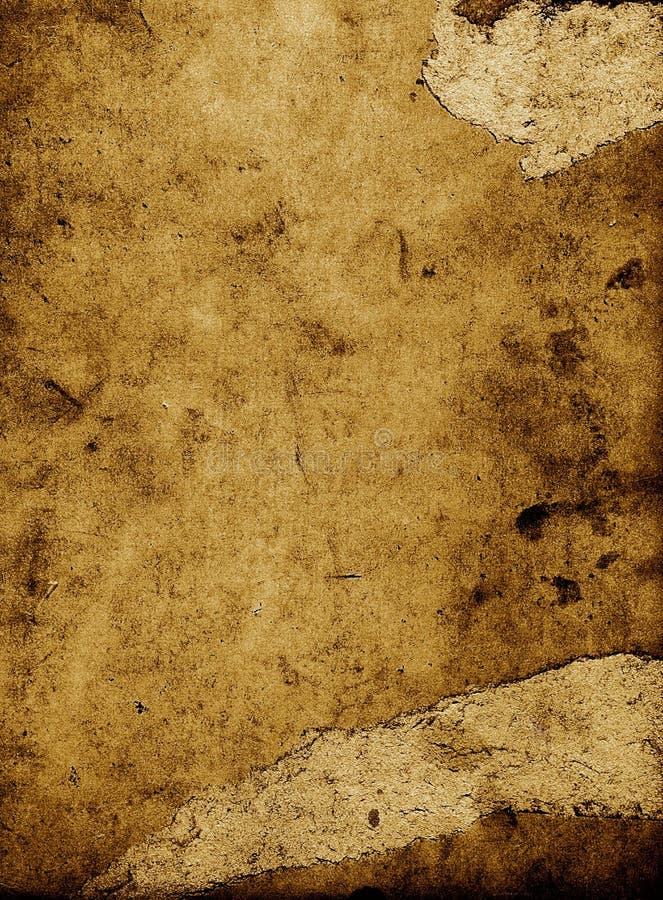 Download Scraped paper stock illustration. Illustration of burned - 1213633