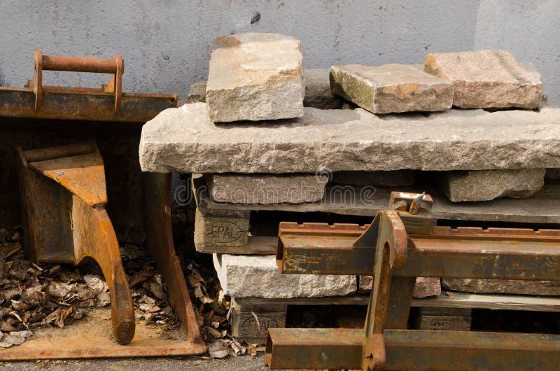Scrapyard 16 stockfotos