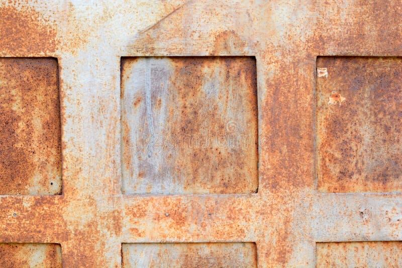 Scratched сорвало плакировку металла, grunge стоковые изображения rf