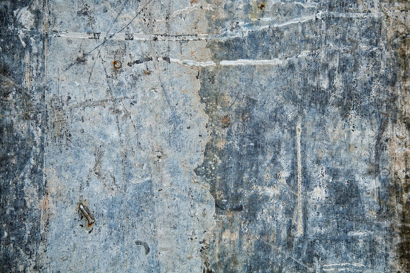 Scratched metal grunge surface. Background stock photos