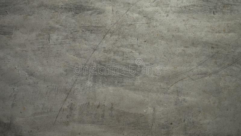 Scratched metal texture background royalty free stock images
