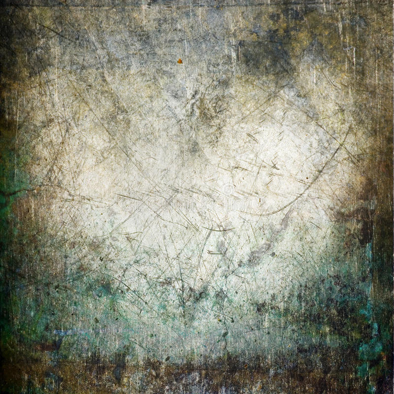 Download Scratched Stained Metal Texture Stock Photo - Image: 23604282