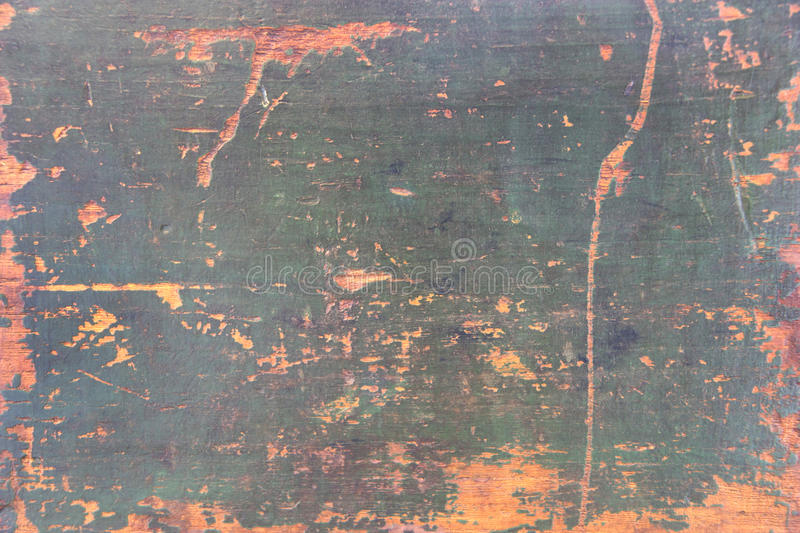 Scratched Wood Texture stock image