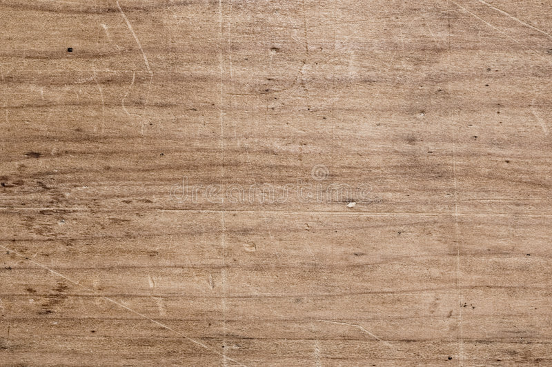 Download Scratched Wooden Table Stock Photography - Image: 5450532