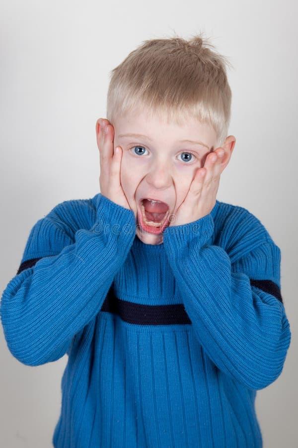 scream stockfoto