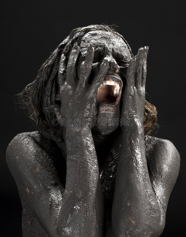 Download Scream Royalty Free Stock Photo - Image: 6168045