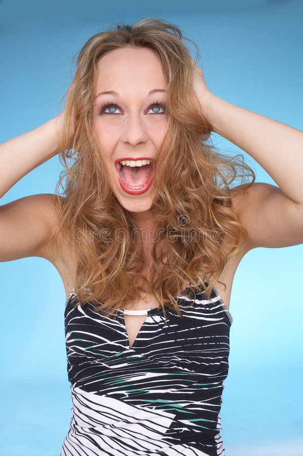 Download Scream Royalty Free Stock Photo - Image: 783045