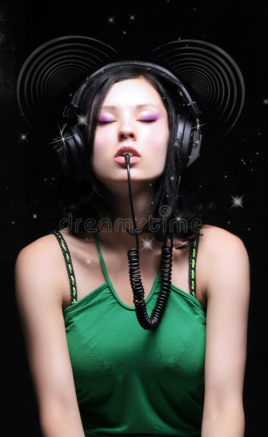 Free Scream And Sing Stock Photo - 5685400