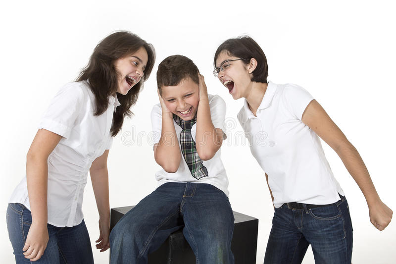 Download Screaming Conflict Royalty Free Stock Photography - Image: 32725317