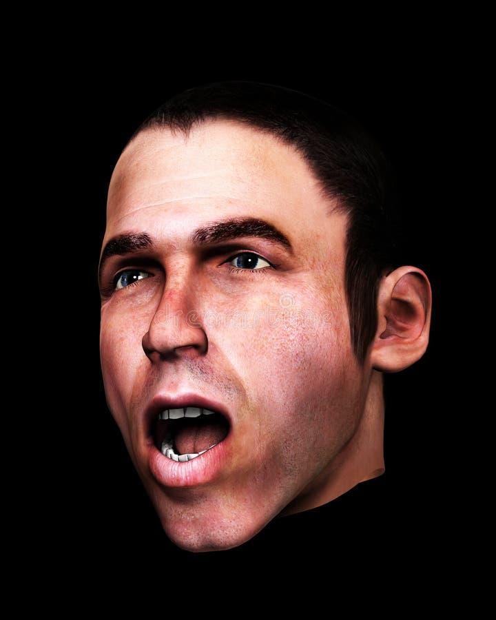 Screaming Man 2