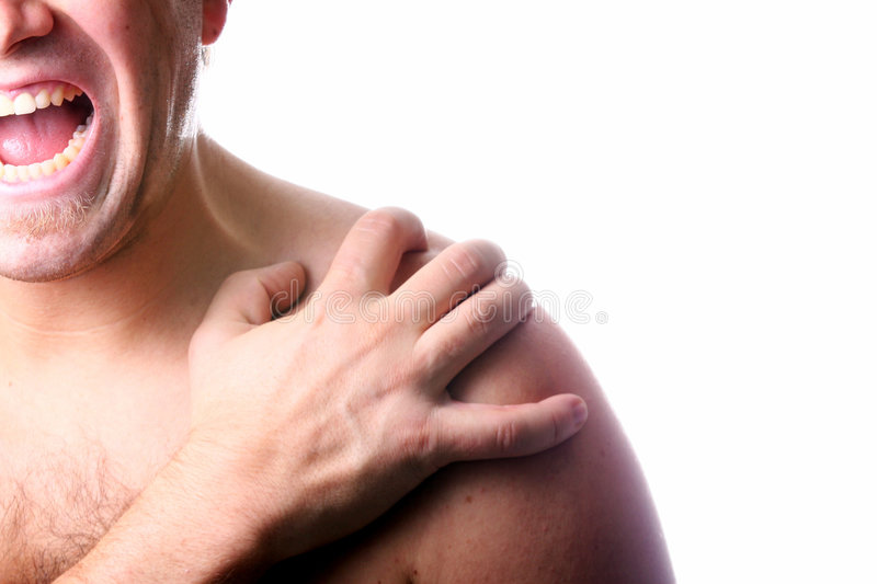 Download Screaming In Pain Royalty Free Stock Photo - Image: 3689025