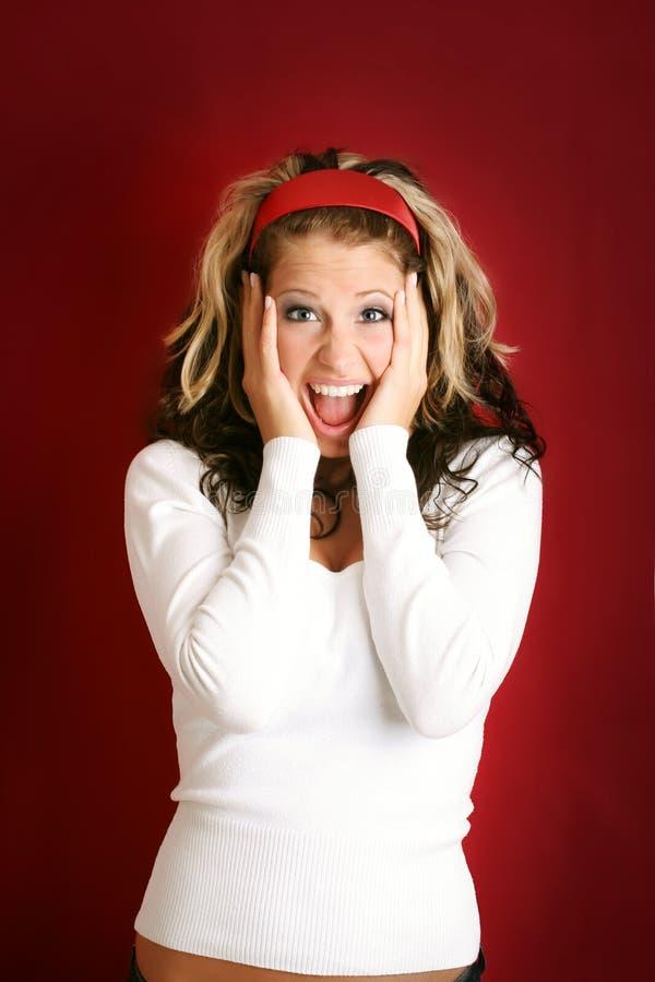 Free Screaming Woman Stock Photos - 3948243