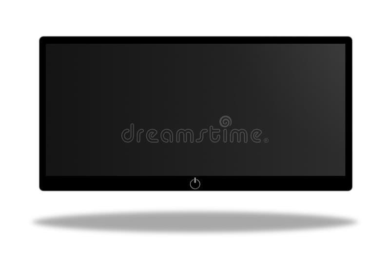 Download Screen stock illustration. Image of flatscreen, pixel - 12940469