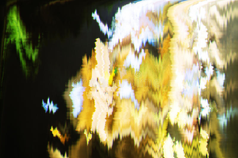 Screen digital abstract background texture glitches distortion royalty free stock photography