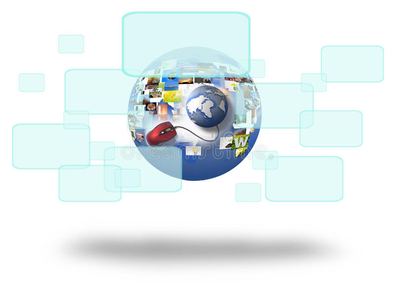 Download Screen Internet stock image. Image of data, connect, information - 24518091