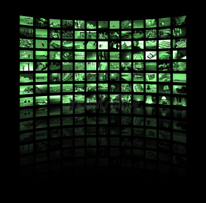 Screens stock images