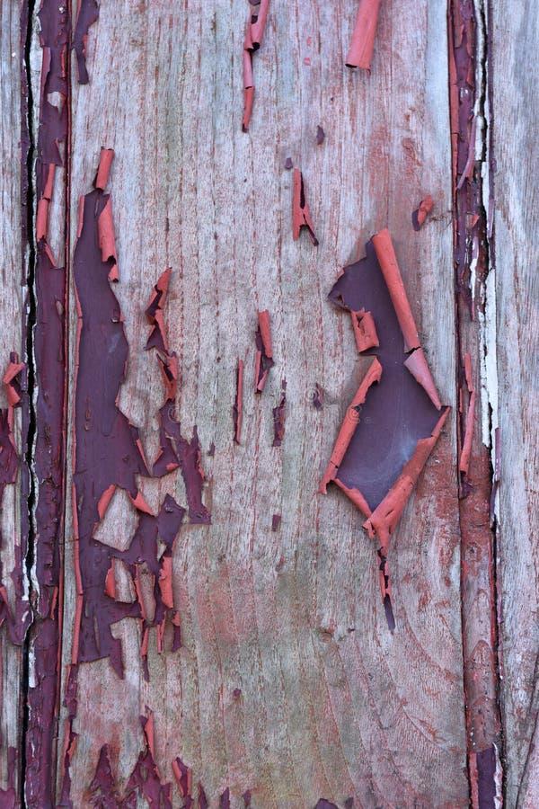 Screpolando legno, fotografia stock