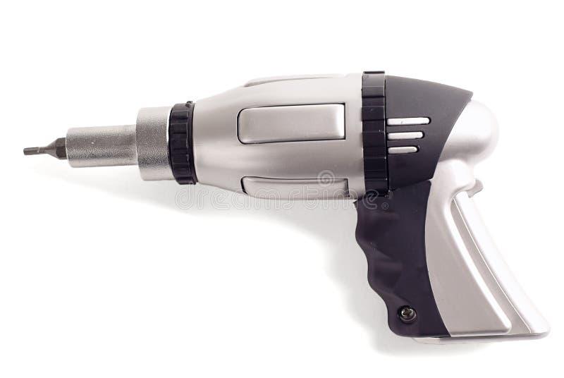 Download Screwdriver stock image. Image of white, silver, labor - 18446223