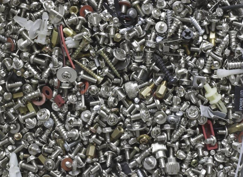 Download Screws stock photo. Image of iron, screws, computers, metal - 2316362