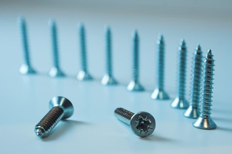 Download Screws stock image. Image of heads, screwdriver, decorating - 517733