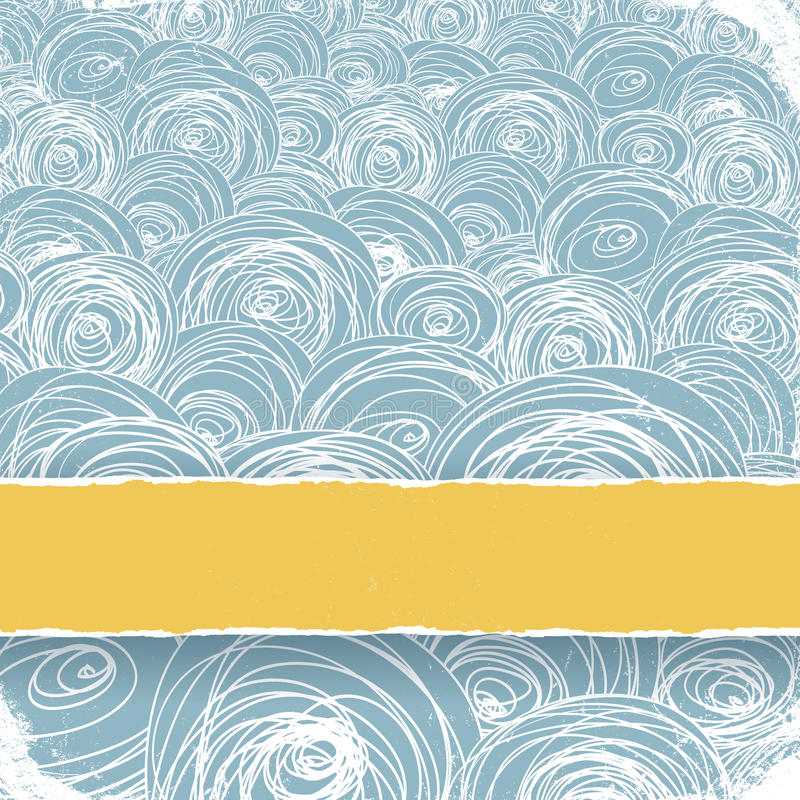 Download Scribble Background With Copy-space Stock Vector - Image: 19676891