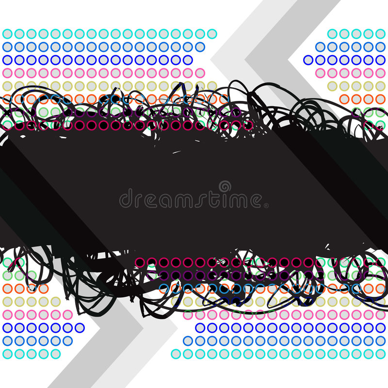 scribbles радуги бесплатная иллюстрация