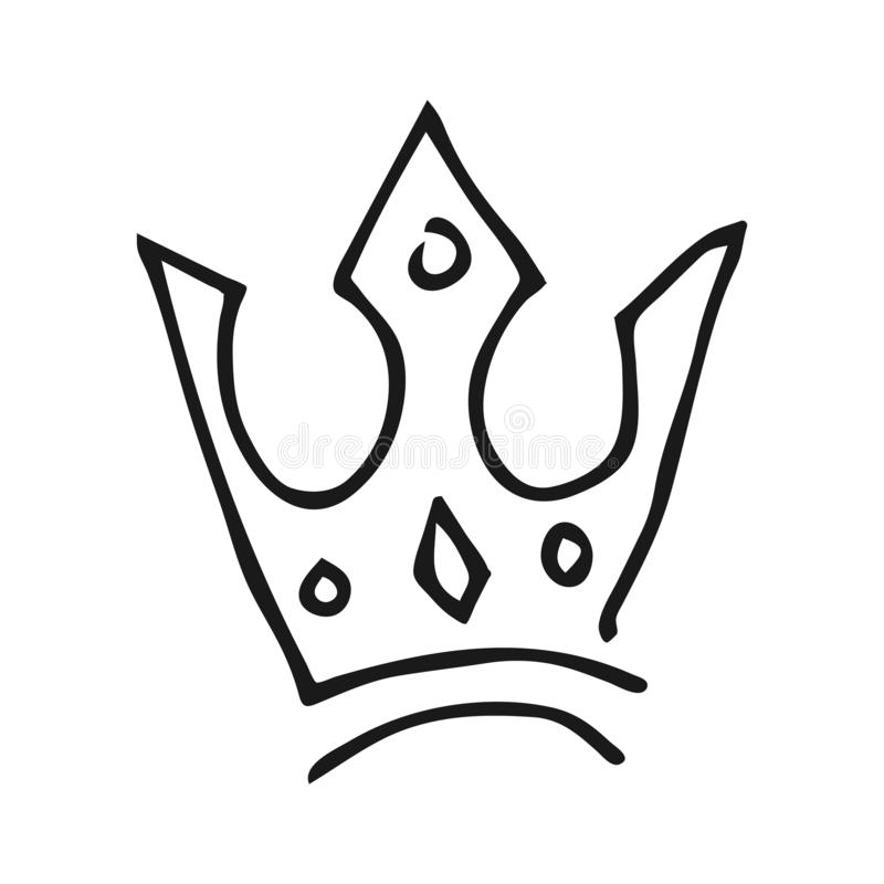 Crown Graffiti Stock Illustrations – 727 Crown Graffiti Stock