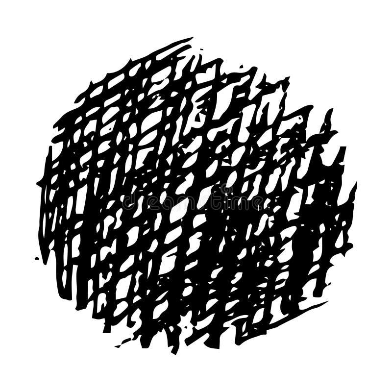 Sketch Scribble Hand drawn Pencil Scribble Stain. Sketch Scribble Smears. Hand drawn Pencil Scribble Stain. Vector illustration vector illustration