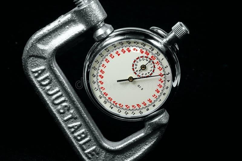 Scricchiolio per tempo fotografia stock libera da diritti