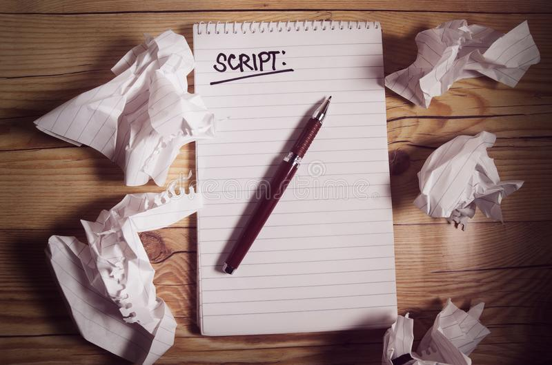 3 002 Script Writer Photos Free Royalty Free Stock Photos From Dreamstime