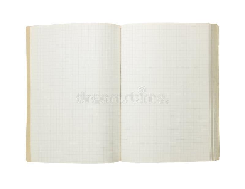 Scrittura-book. fotografia stock libera da diritti
