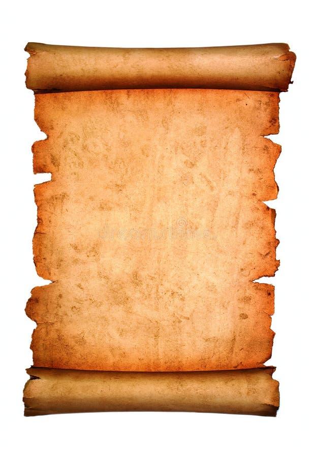 Free Scroll 2 Stock Image - 2546941