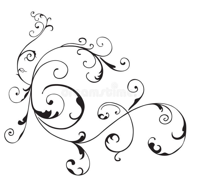 Download Scroll stock vector. Illustration of artistic, scrolls - 7486953