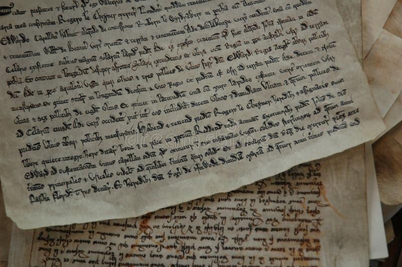 scrolls royaltyfria foton