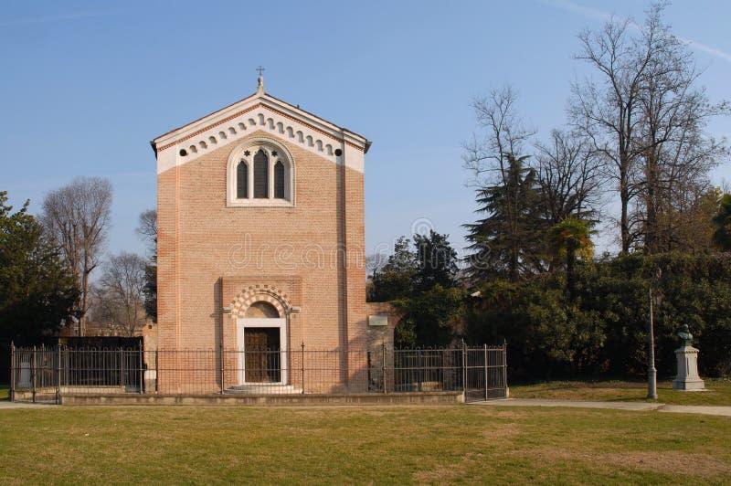 scrovegni de Padoue de chapelle image libre de droits