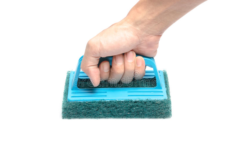 scrubber immagine stock