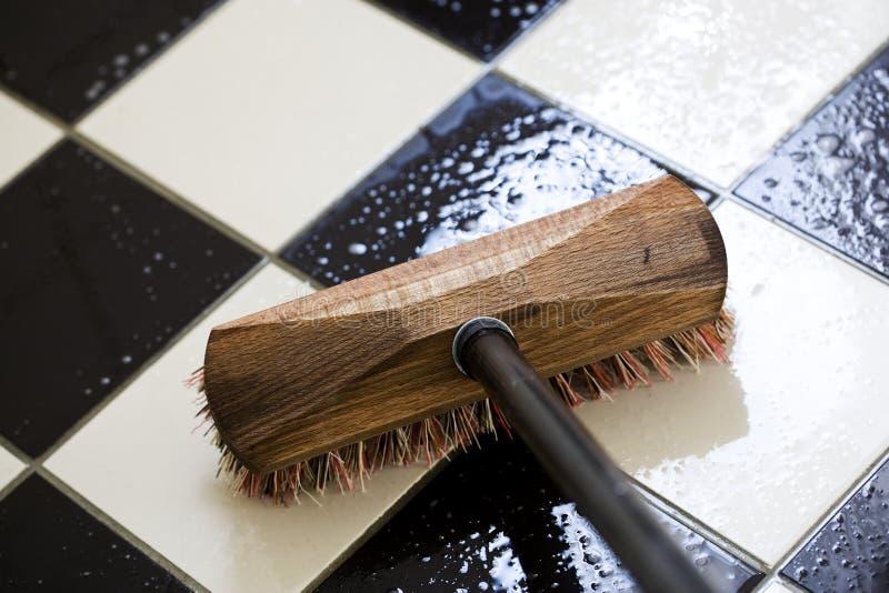 scrubbing стоковое фото rf