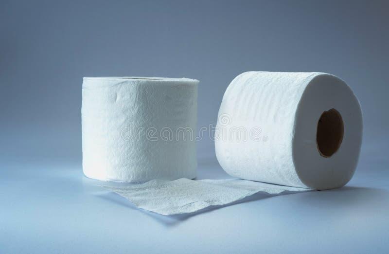 Scrunched vers le haut du papier de soie de soie photographie stock libre de droits
