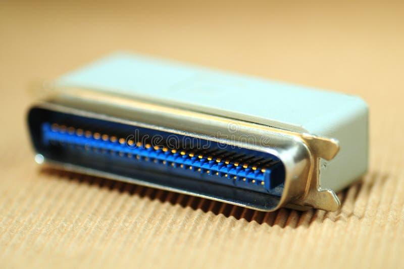 SCSI foto de stock