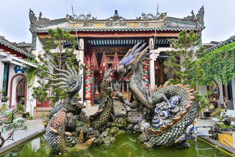 Scu do dragão; ptures fotografia de stock