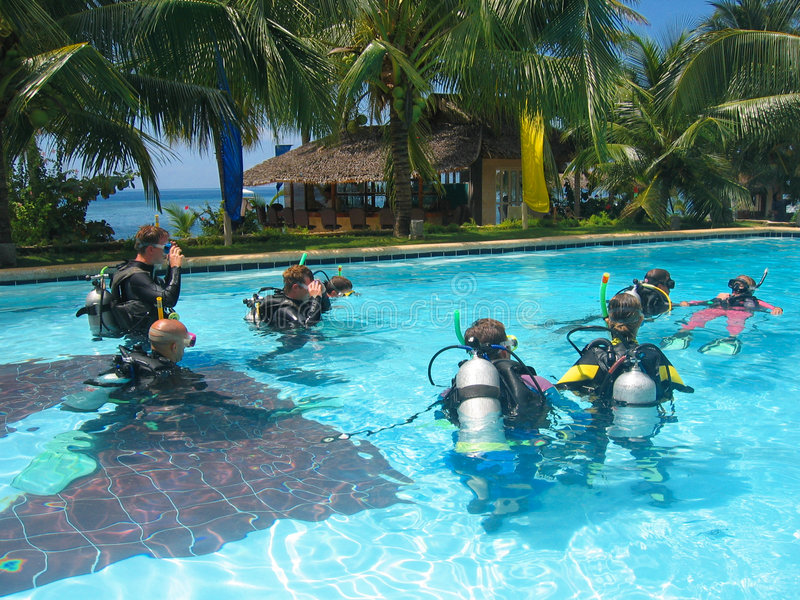Download Scuba dive class adventure stock photo. Image of diver - 2684310