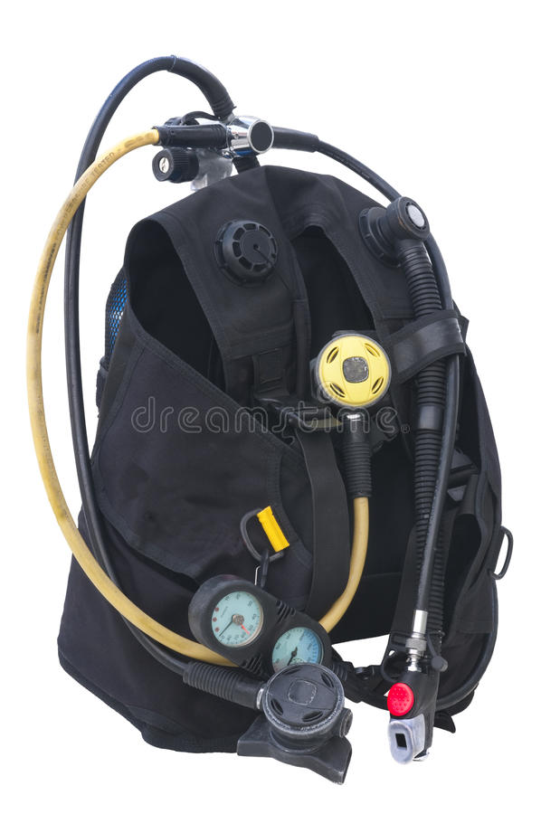 Free Scuba Diving Equipment Royalty Free Stock Image - 13589386