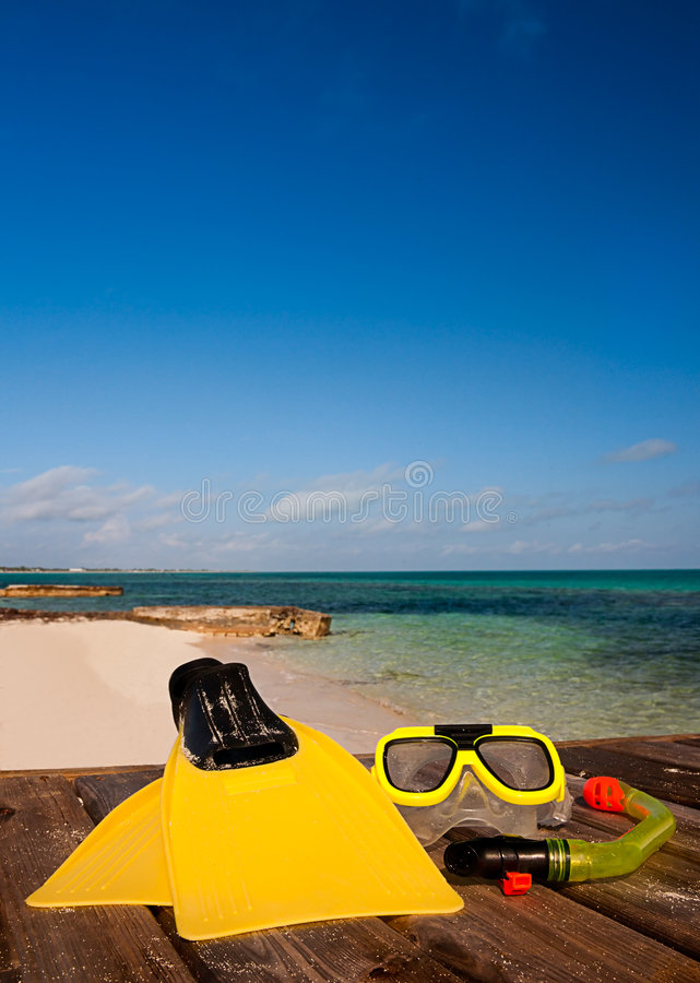Free Scuba Equipment Royalty Free Stock Image - 7753196